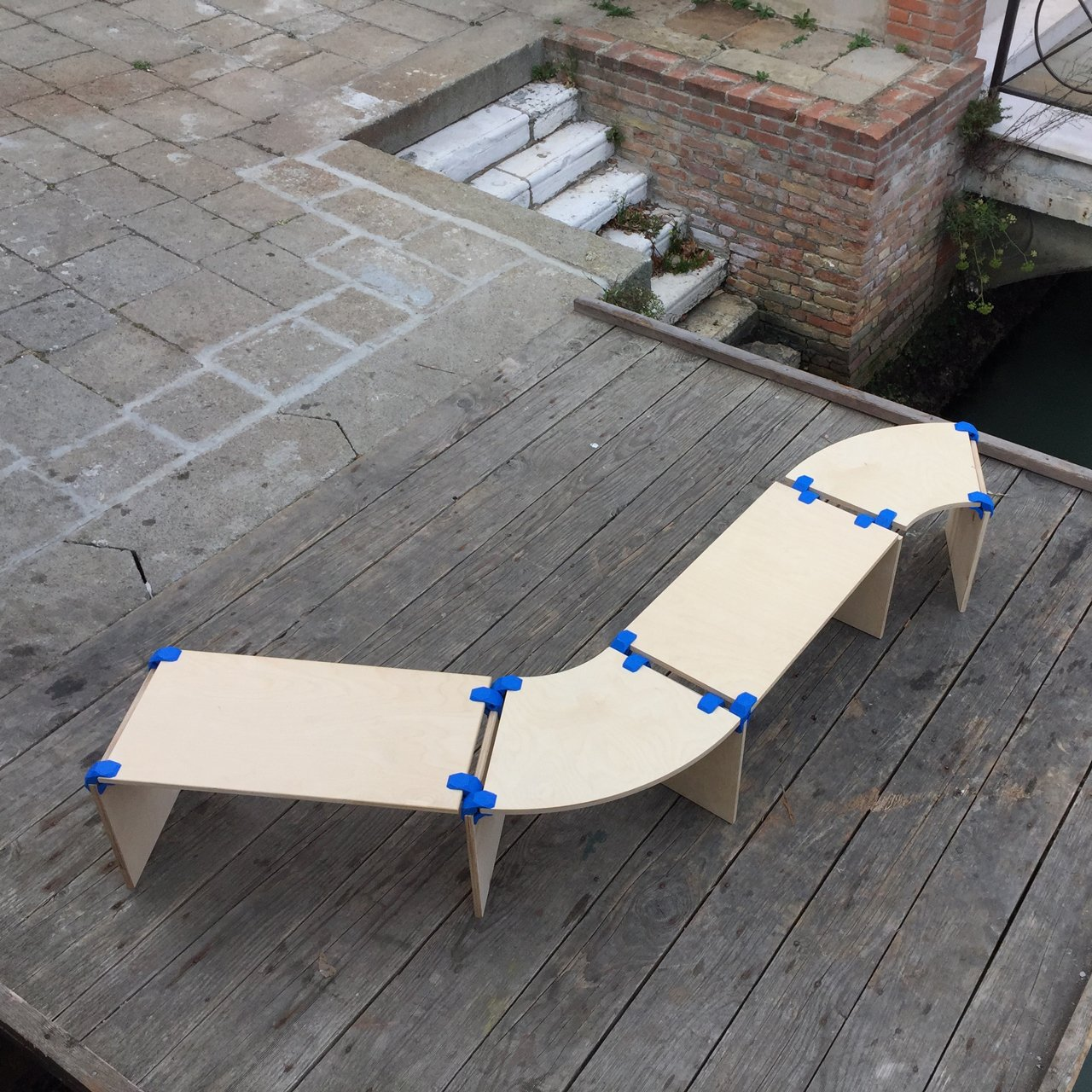 Playwood projects - Design your outdoor bench