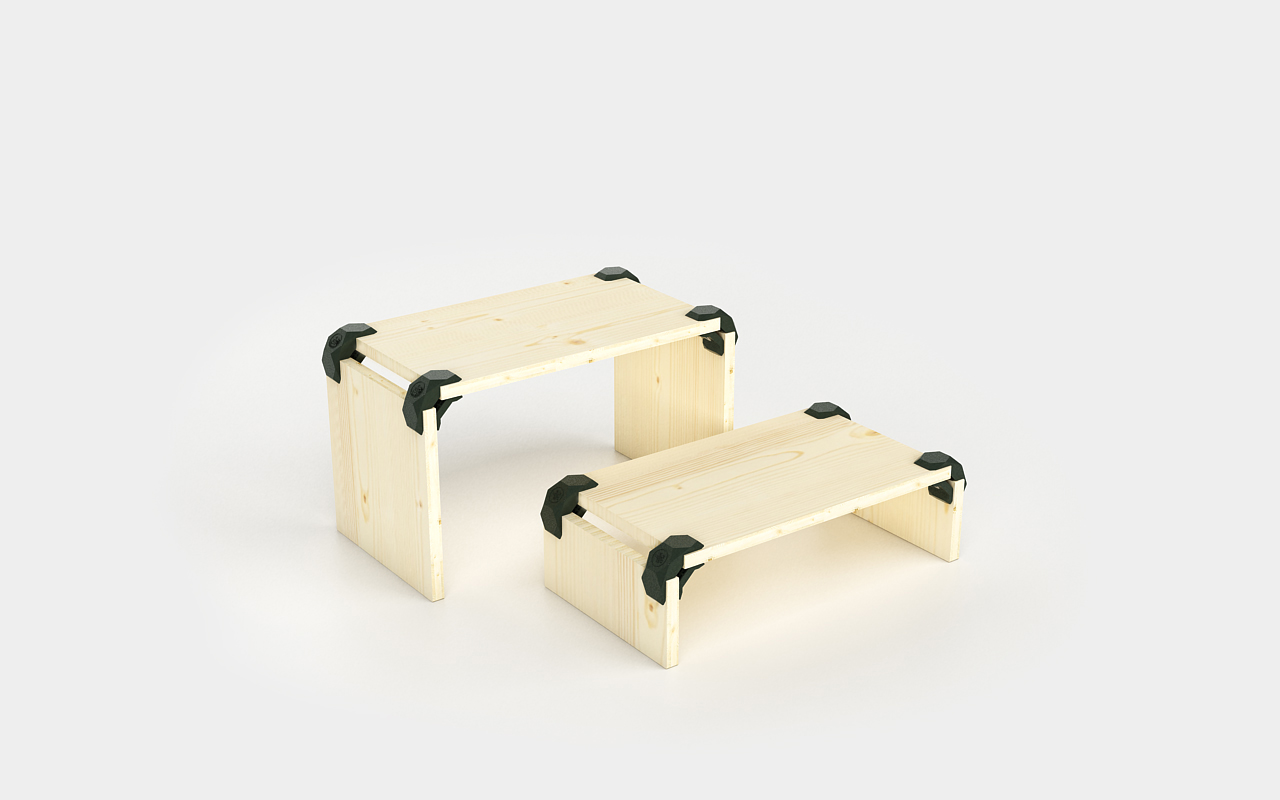 playwood Little shelves